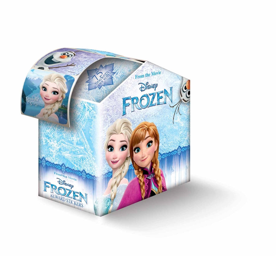 Reward Sticker Dispenser - Frozen