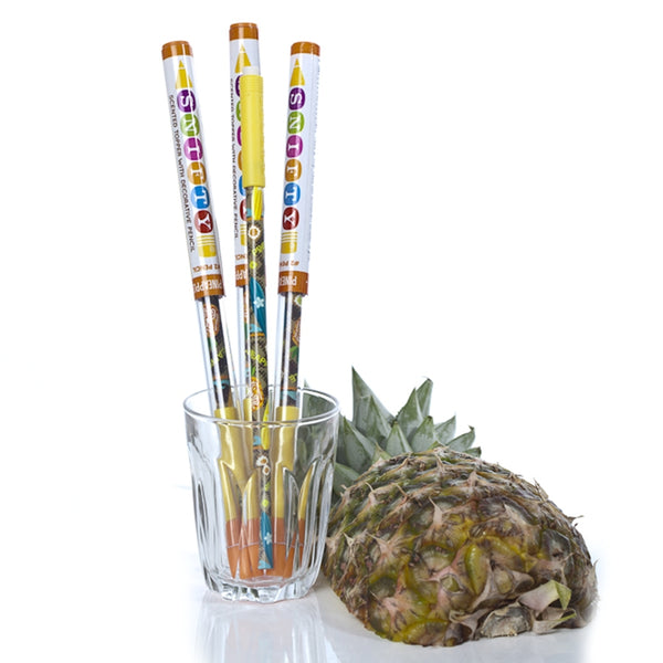 Snifty Scented Pencil Topper - Pineapple