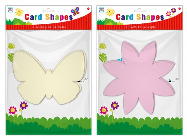 Anker Card Shapes