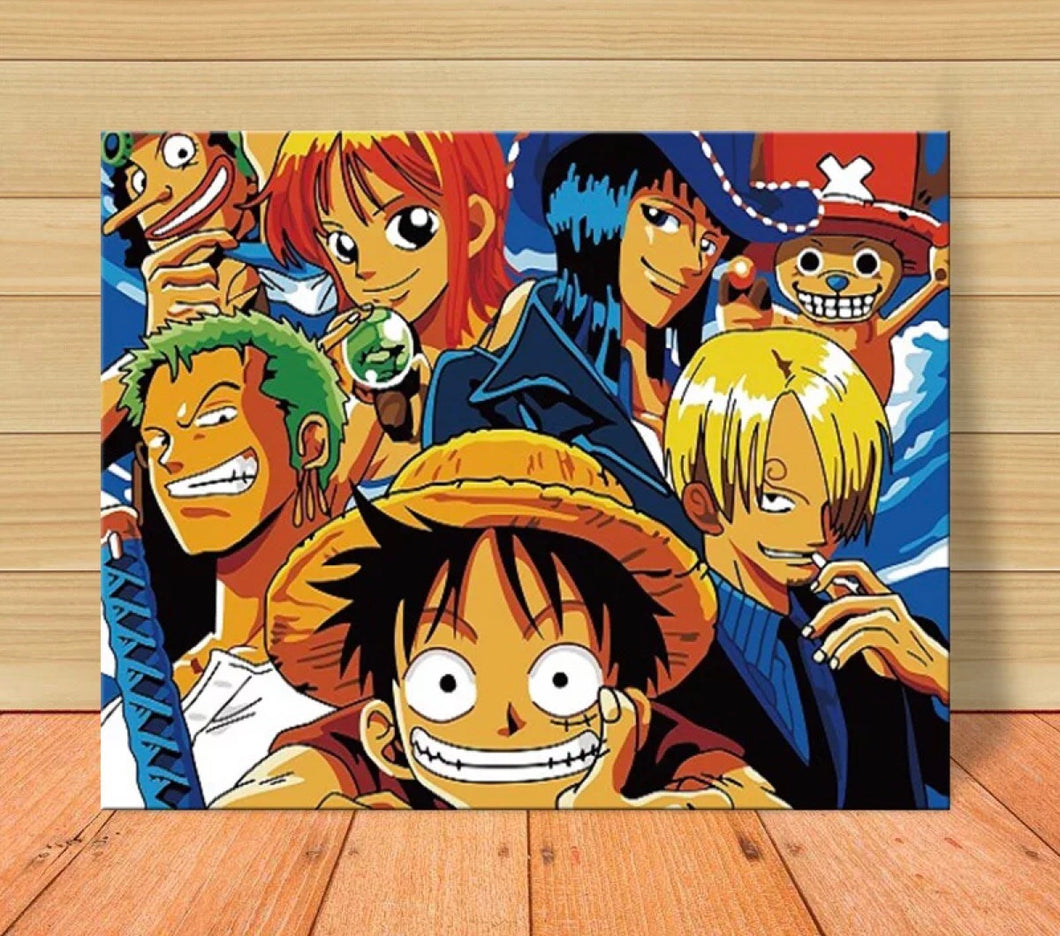 Painting G9906 One Piece