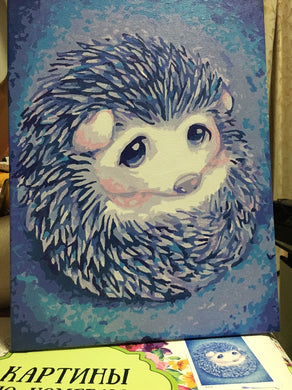 Finished Painting FP014 Porcupine