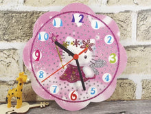 Crystal Clock Small