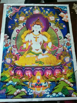 Finished Crystal FC030 Yulai Buddha
