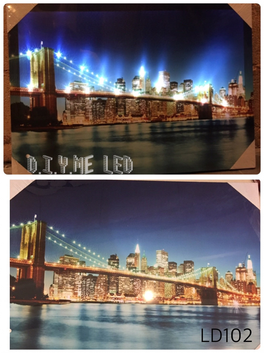 LED Picture LD109 Bridge