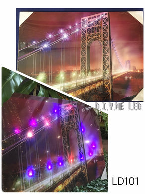 LED Picture LD110 Bright Bridge