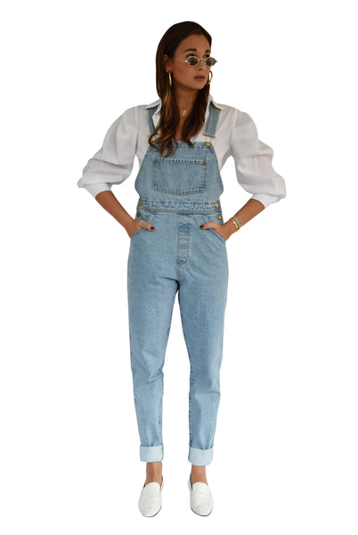 VINTAGE STYLE BASIC OVERALL