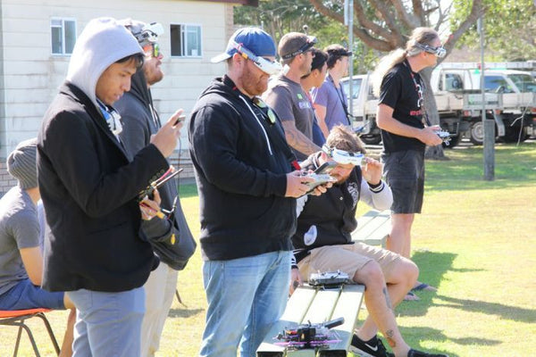Drone racing championships coming to the Gold Coast?