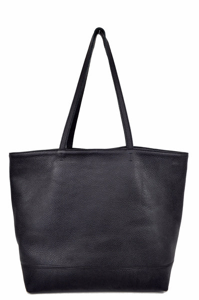 Simple Tote Black - ShopPositiveElements.com