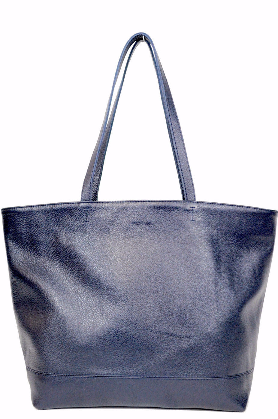 Simple Tote Navy - ShopPositiveElements.com