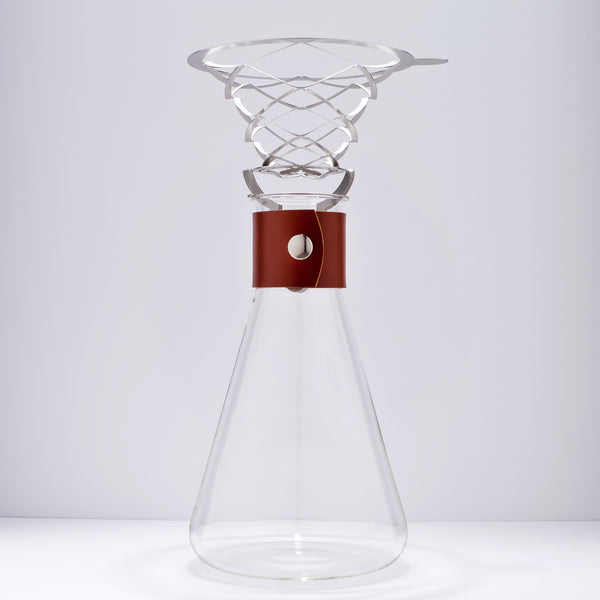 Altoair Coffee Brewer on Concial Flask