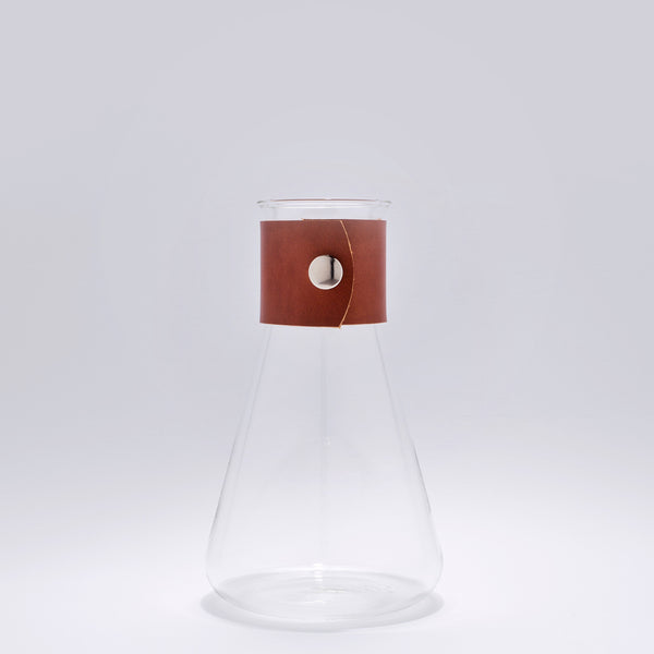 Small Concial Coffee Flask