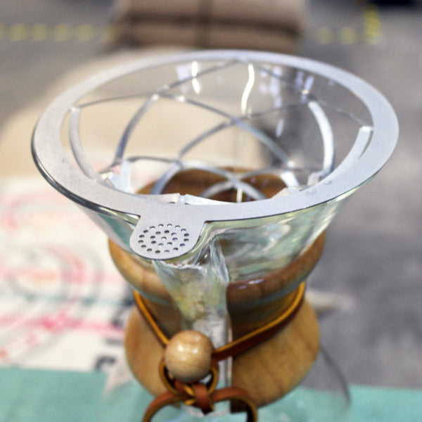 AltoAir Coffee brewer in Chemex
