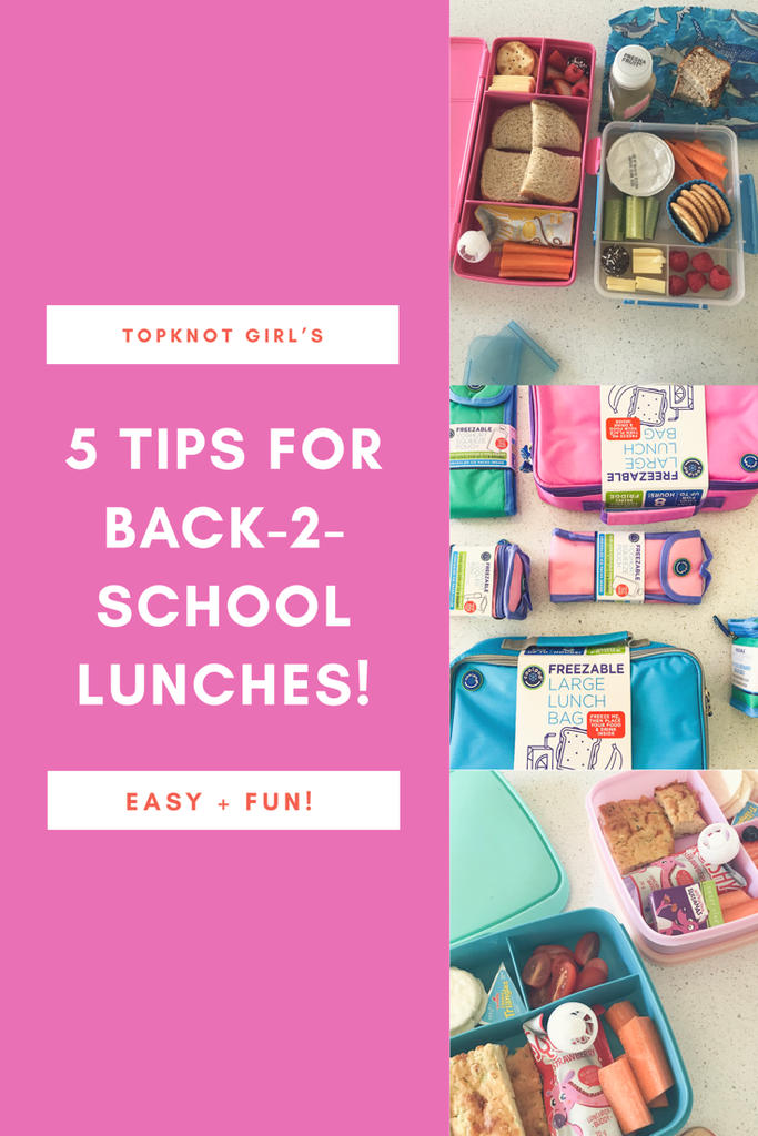Back 2 School - my top tips & tricks!