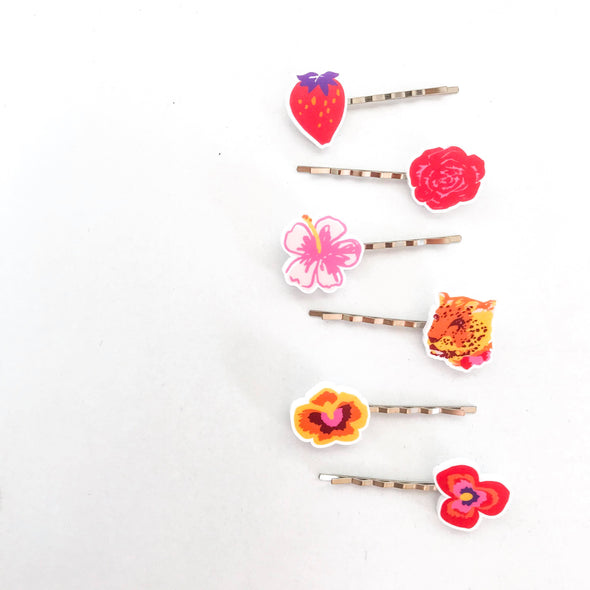 Hair Clip Sets (assorted designs) - Girt Squad