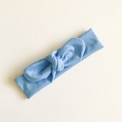 Chambray BowKnot Headband