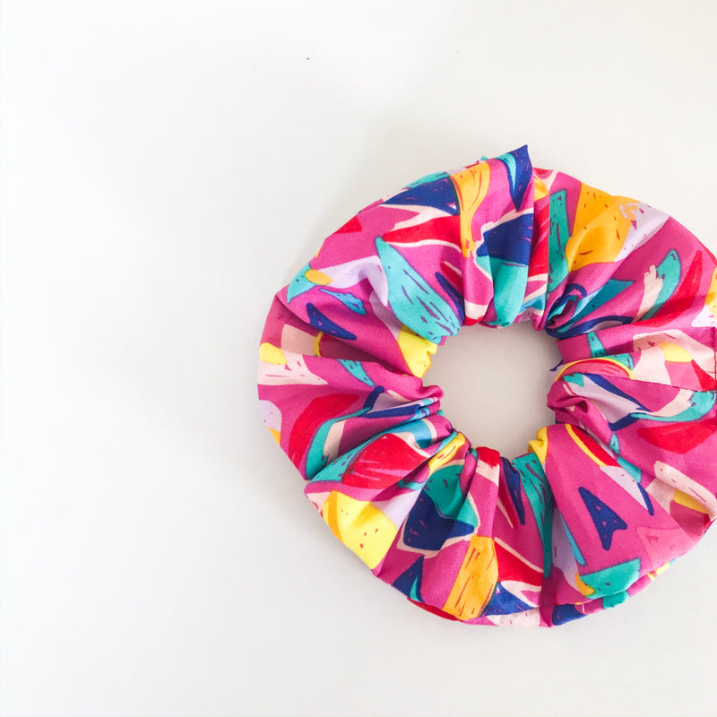 Trapeze Scrunchie - Ellie Whittaker