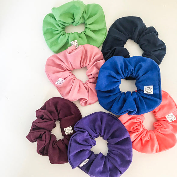 Scrunchie Value Pack (choose your colours)