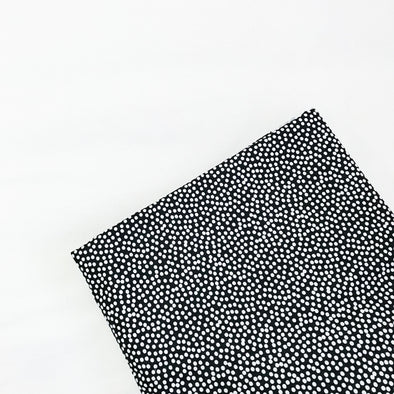 Pebble Spot Fabric Mask