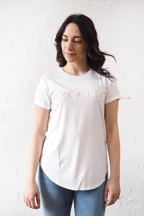 'Rosè all Day' T-Shirt