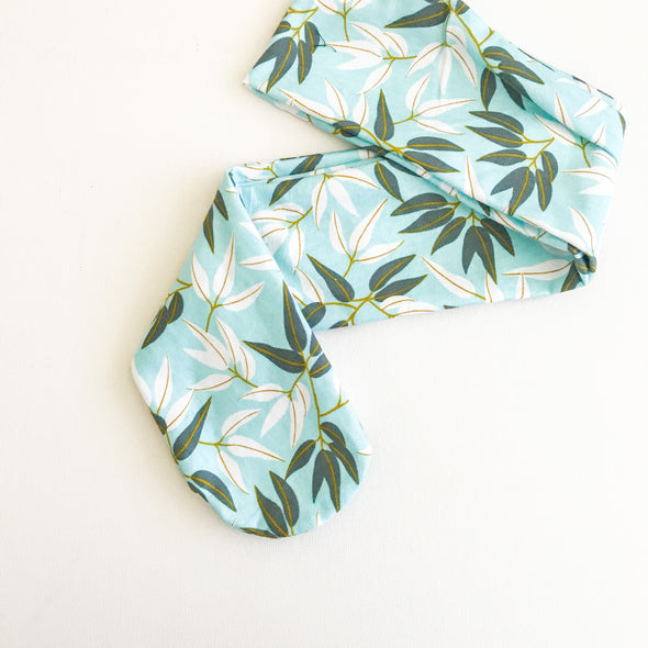 Gum Leaves DoubleWrap Headband