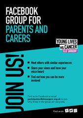 Facebook group for parents and carers