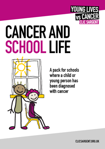 Cancer and school life