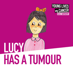 Children's storybook - Lucy has a tumour