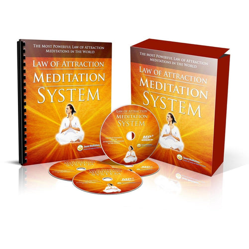 Law Of Attraction Meditation System (Digital Product)