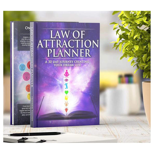 LOA 30 Day Daily Planner (A5 size) *USA Only*