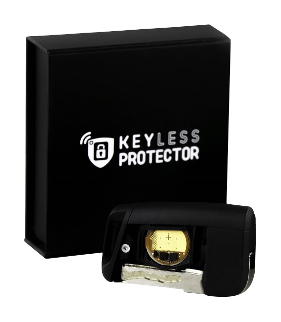What is keyless, or relay theft? And how to combat it.