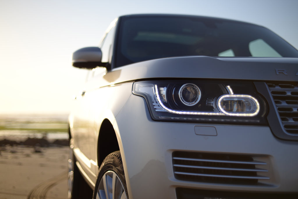 Range Rover Security products and Trackers
