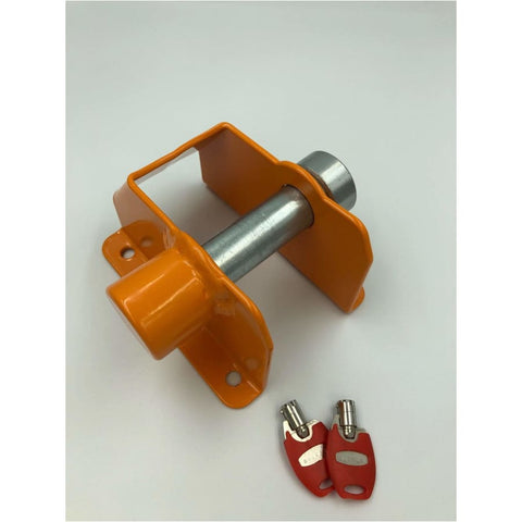 Image of LRD Pedal Pin - lock for Defender - Locks