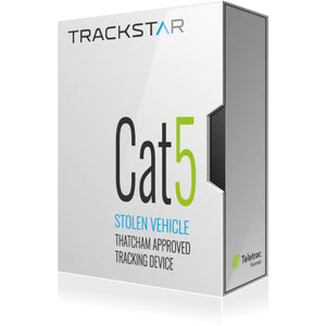 Trackstar Cat 5 Tracker on a white background