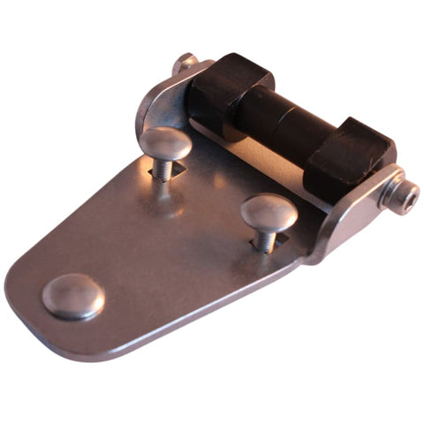 Defender Security bonnet hinge - Exterior