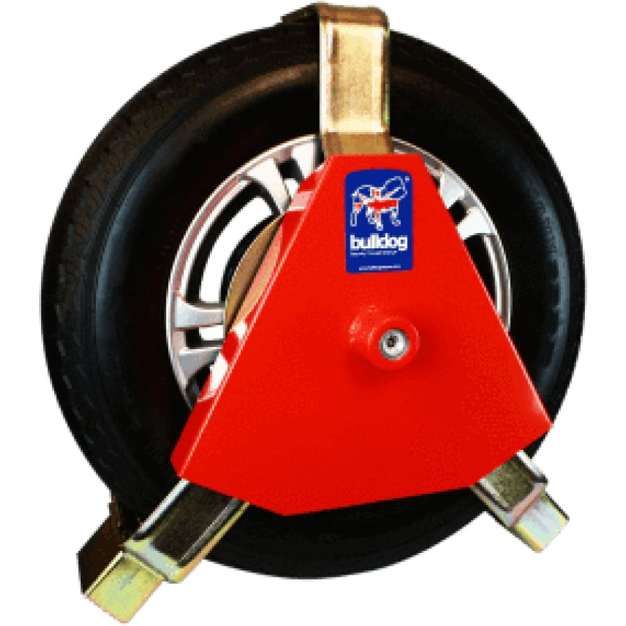 Bulldog CA2500 Wheel Clamp
