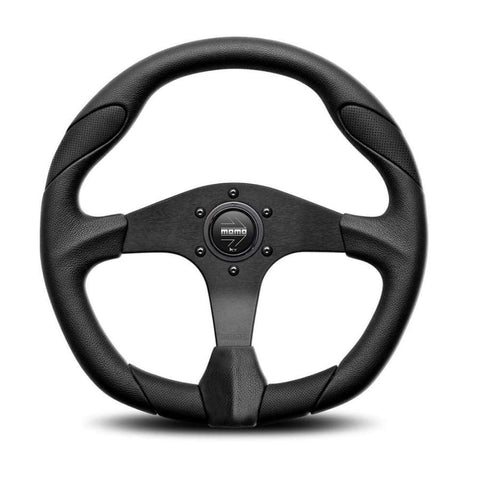 Momo Quark wheel in black