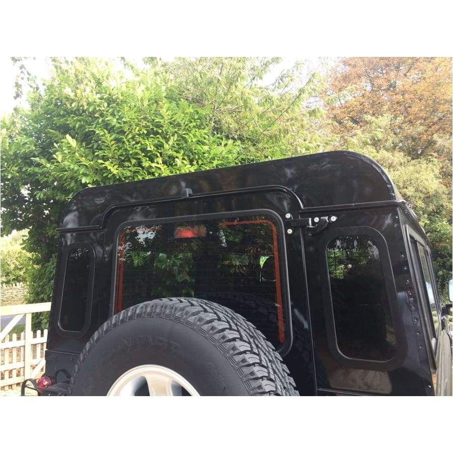 Rear quarter window guards - Exterior Security