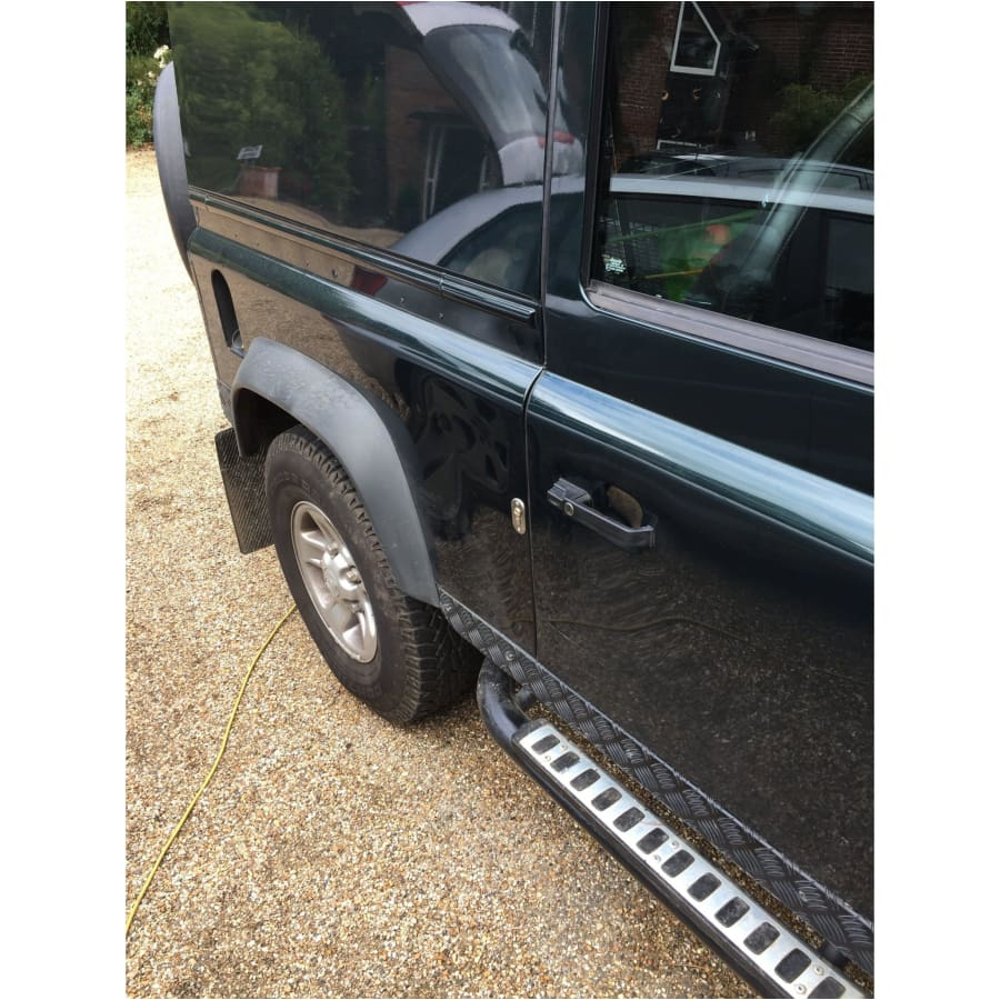 Land Rover Defender Deadlocks