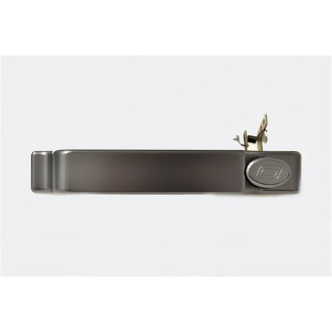 Optimill Exterior Door Handle Nearside without lock - Security