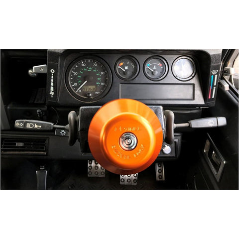 Optimill Swivel Lock for Quick Release Steering boss - Wheel Security