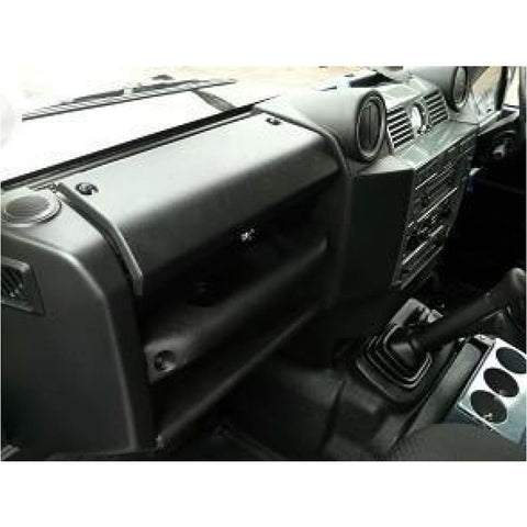 Secure Glove box for the Defender - Interior Security