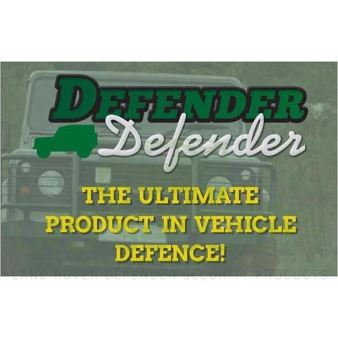 Car Tracker - Defender - Trackers