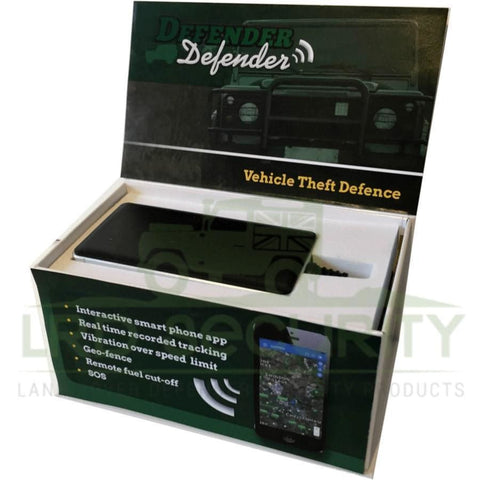 Image of Car Tracker - Defender - Trackers