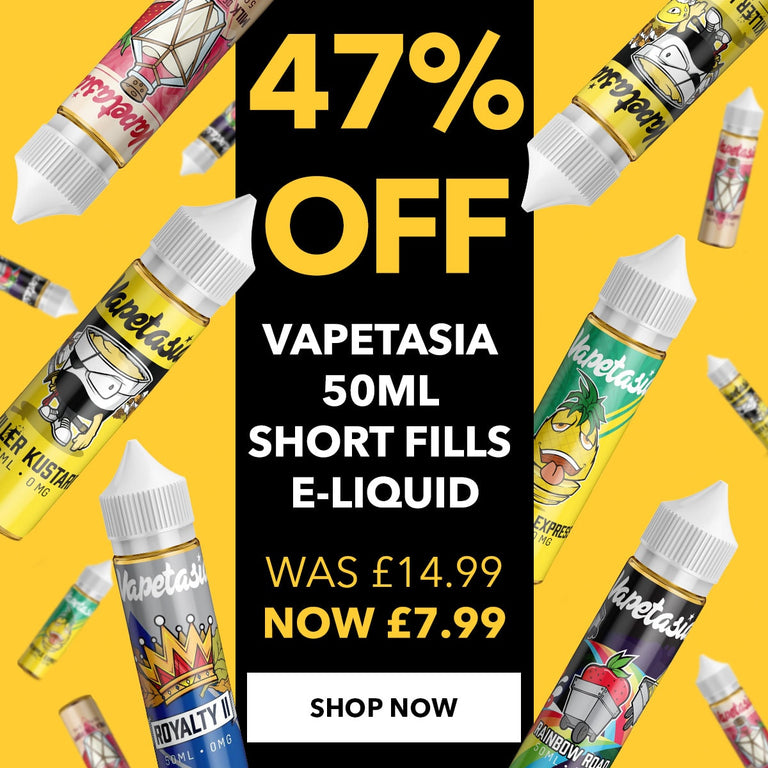 Vape Shop - Buy Vape E-Liquid, Vaping Kits, Mods & Vaping Supplies