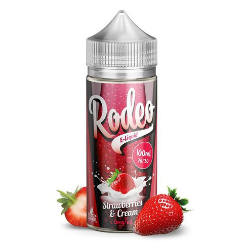 STRAWBERRY & CREAM BY RODEO