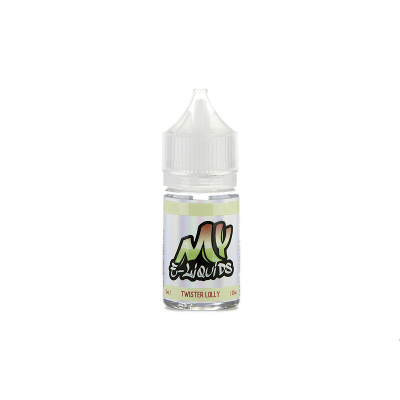 My E-Liquids - Twister Lolly - 25ml - Short Fill