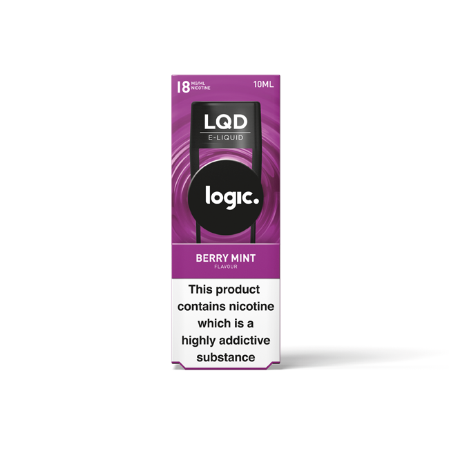 Logic LQD Berry Mint