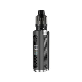 Grus 100w Kit by Lost Vape - Black Carbon Fibre