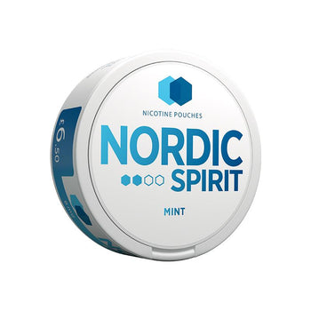 Nordic Spirit Nicotine Pouches Mint