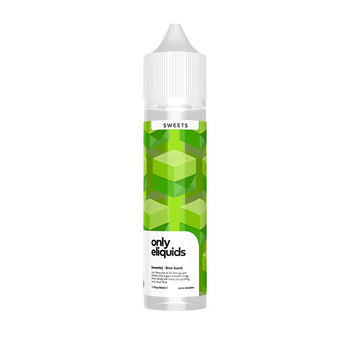 Lime Burst Short Fill by Only Eliquids 50ml